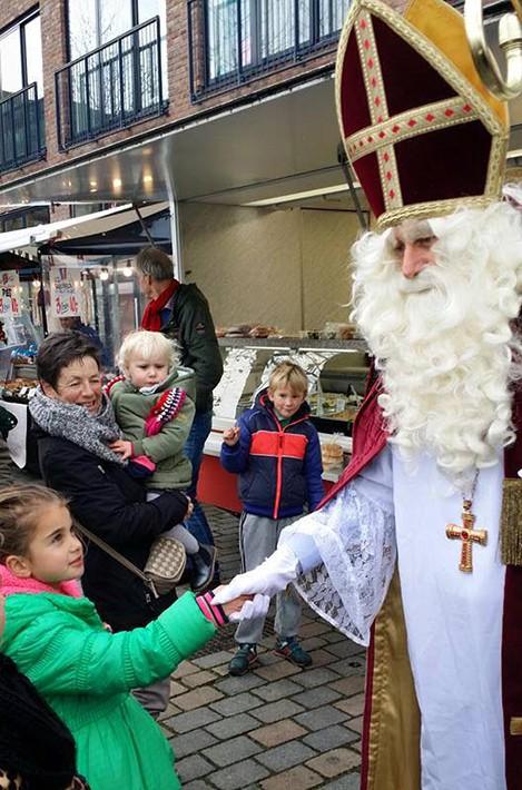 Sinterklaas - Sinterklaas inhuren - Matthijs Wind